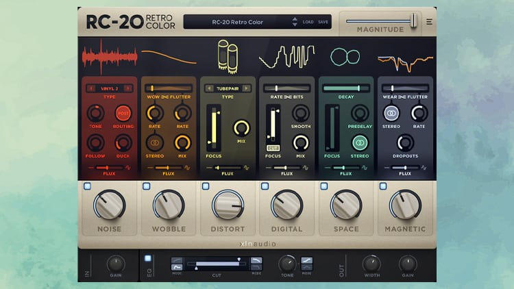 beats plugin xln audio retro