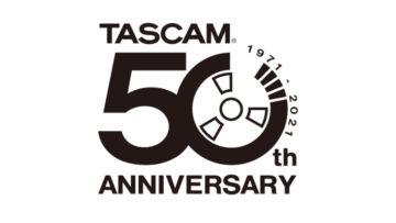 50 Jahre Tascam