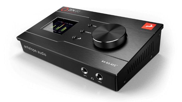 Antelope Audio Zen GO Test