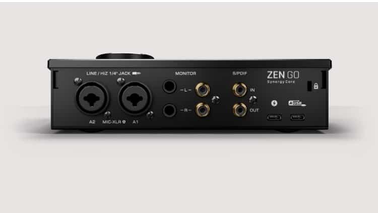 Antelope Audio Zen GO Test 2
