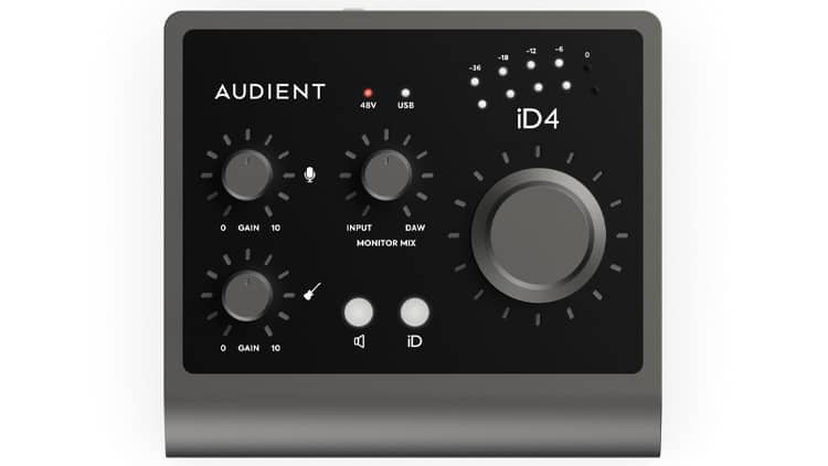 audio interface homerecording