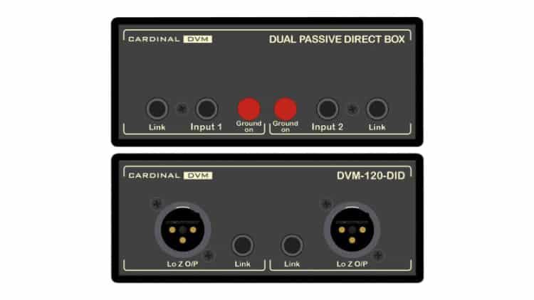 Brummschleifen Summer Cable DVM-120-DID