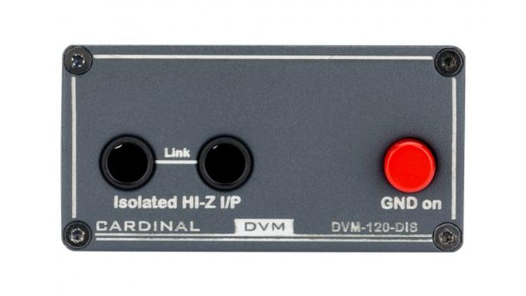 Brummschleifen Summer Cable DVM-120-DIS