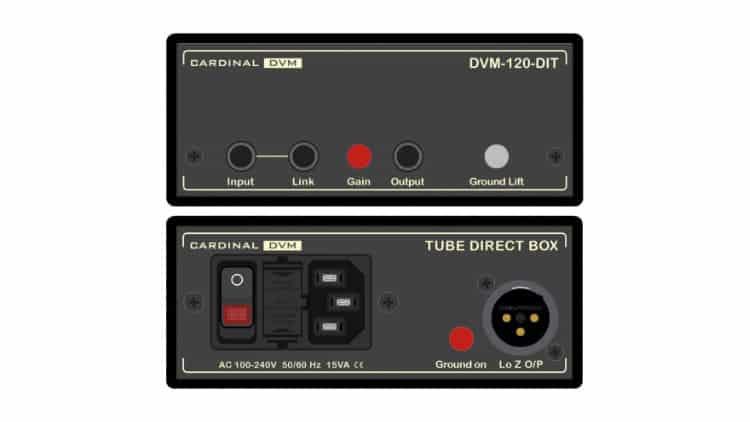 Brummschleifen Summer Cable DVM-120-DIT