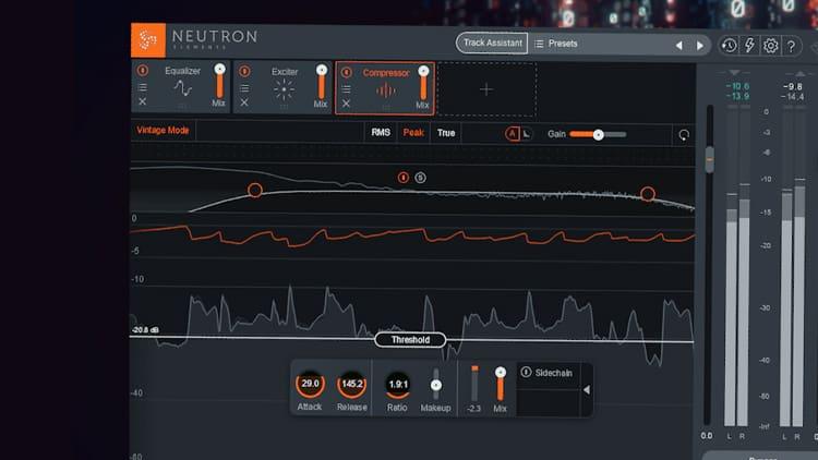 iZotope Neutron 3 Elements test