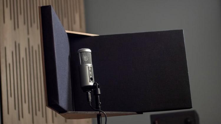 mikrofon rap