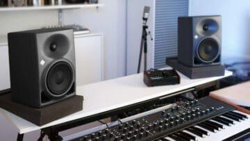studio lautsprecher aktiv