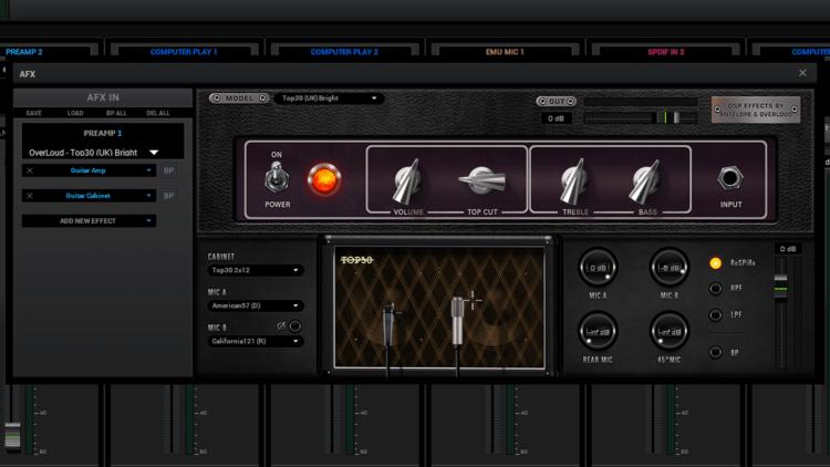 Synergy Core Effekt Screenshot