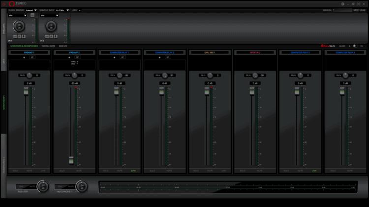 Synergy Core Software Screenshot