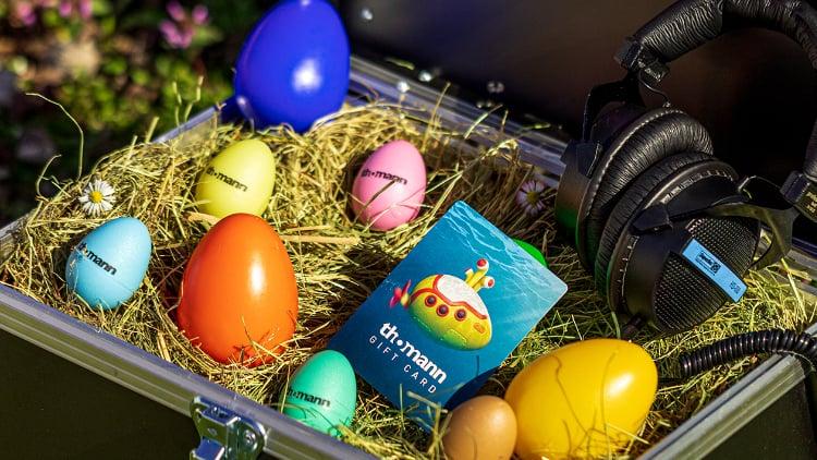 Thomann Egg Painting Contest