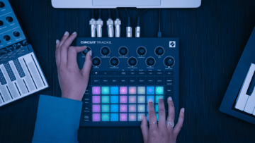 Novation Circuit Tracks Test