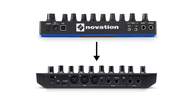 Novation Circuit Tracks Vergleich