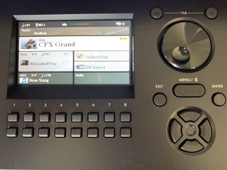yamaha dgx 670 sounds