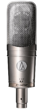 gute Studiomikrofone: Audio-Technika AT4047 MP