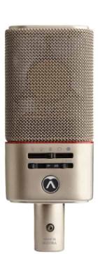 Großmembran Mikrofon Test: Austrian Audio OC818