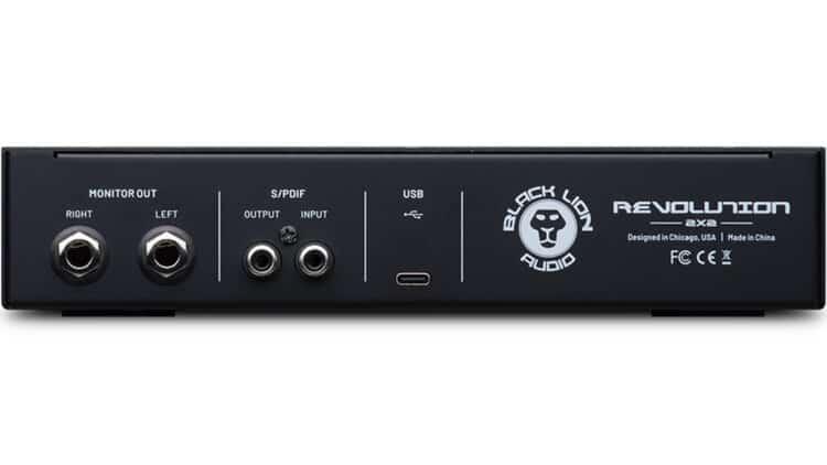 Black Lion Audio Revolution 2x2 testbericht