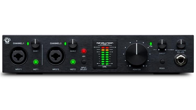 black lion audio revolution test