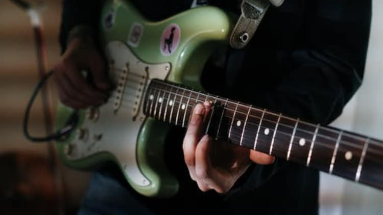 Fortgeschrittene Gitarristen