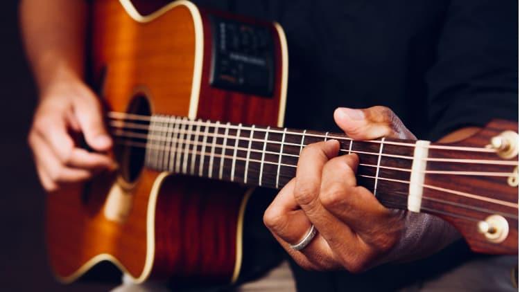 Wann bist Du fortgeschrittener Gitarrist?