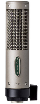 Mikrofon Vergleich: Royer R-10