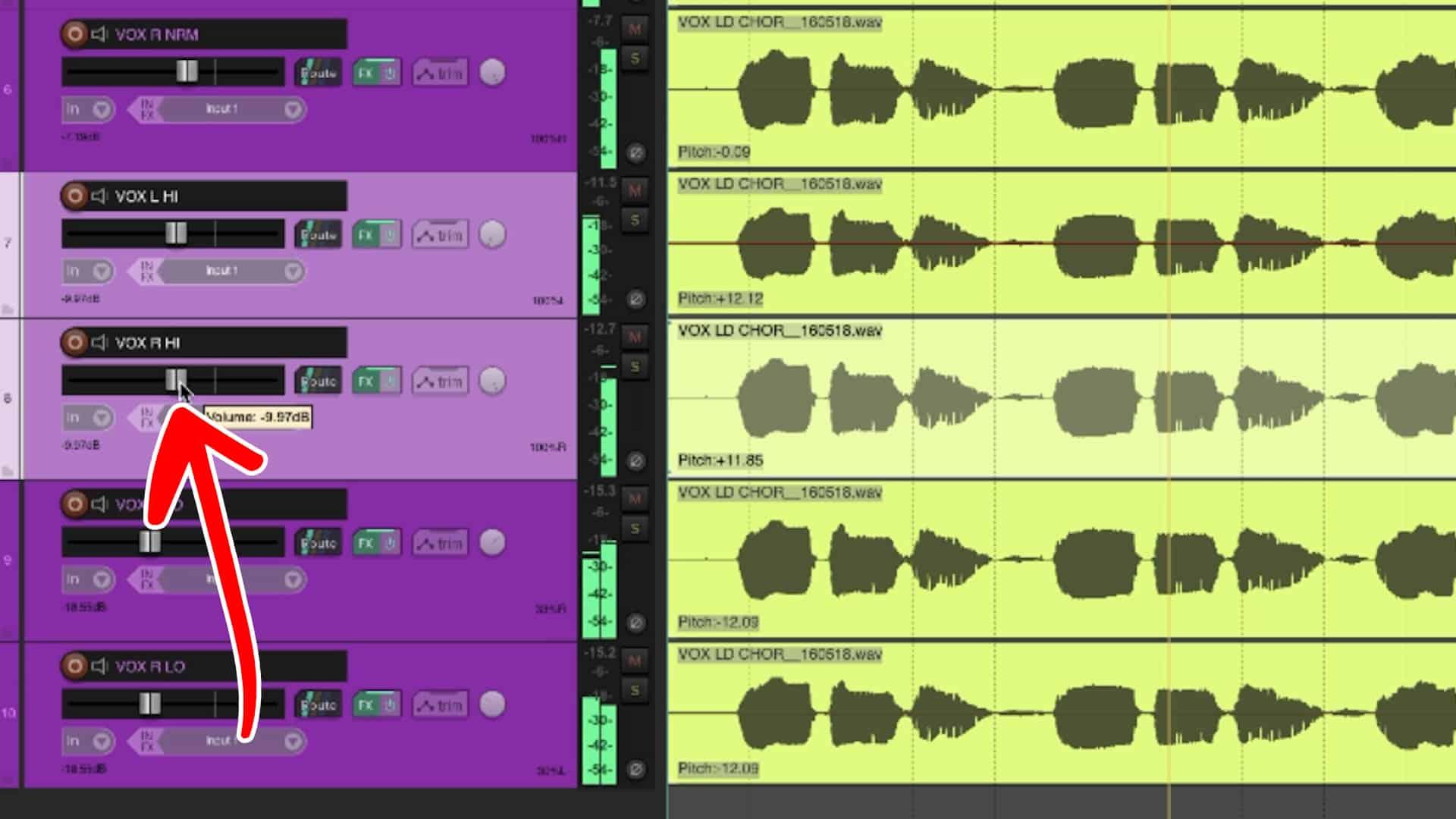 Chor aus einer Stimme SC 14