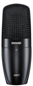 gute Studiomikrofone: Shure SM27-LC