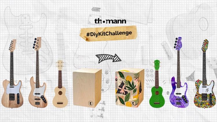 Thomann #DiyKitChallenge