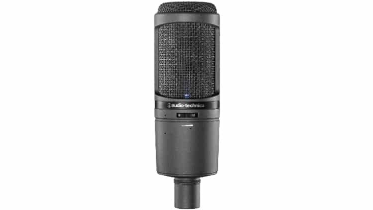 USB Mikrofon Audio‑Technica AT2020USBi