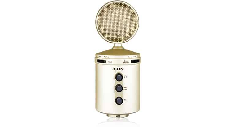 USB Mikrofon iCON U24