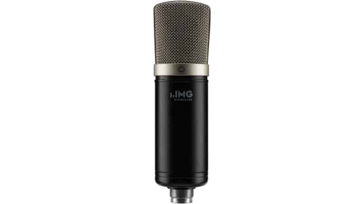 IMG USB Mikrofon STAGELINE ECMS‑50 USB