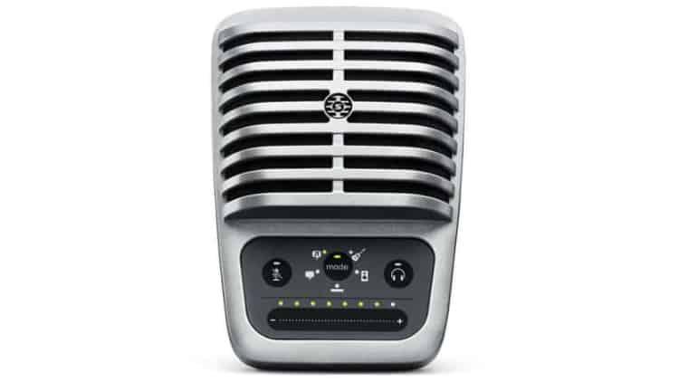USB Mikrofon Shure Motiv MV51