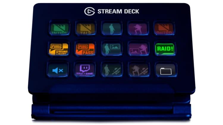 Elgato Stream Deck Streaming Setup