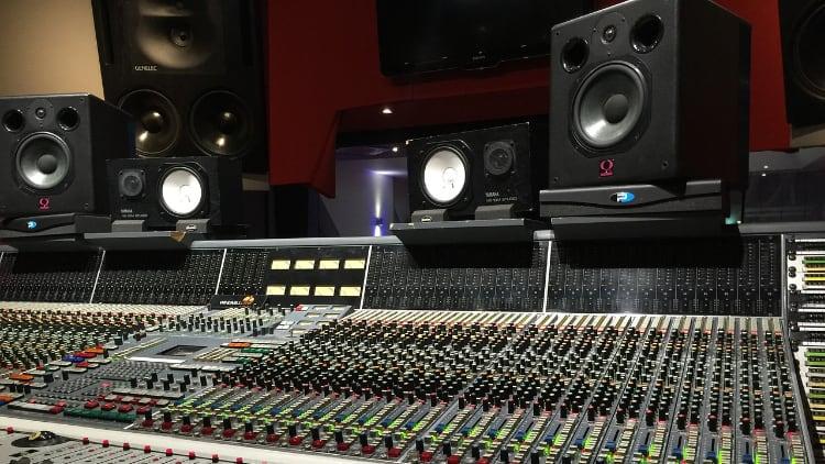 Mixing Tipps Studio