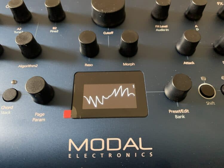 Modal Electronics Cobalt8 Test