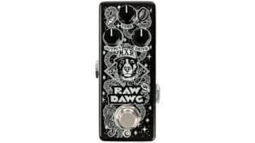 MXR Raw Dawg Overdrive
