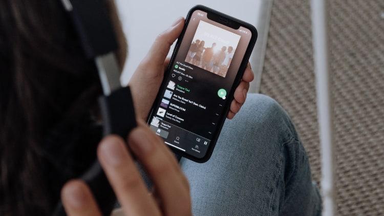 Spotify Musikindustrie