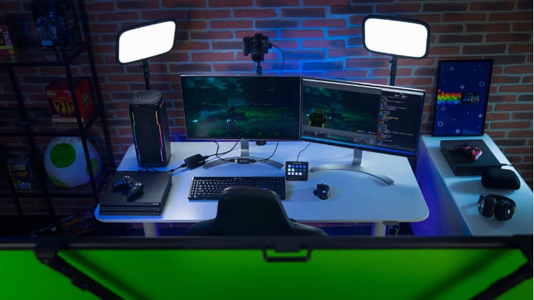Streaming Setup