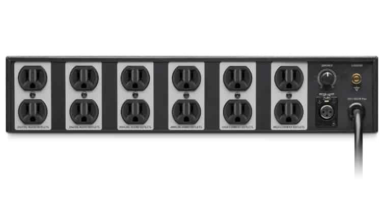Black Lion Audio PG-2 Outlets