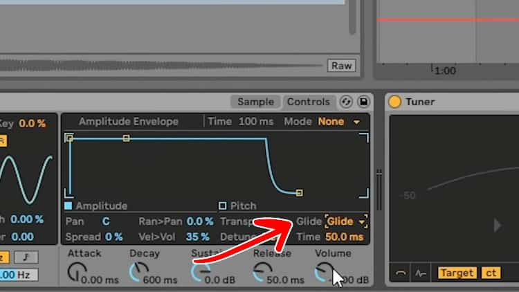 Glide 808 Producing Guide