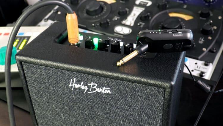 Harley Benton Airborne Go Test