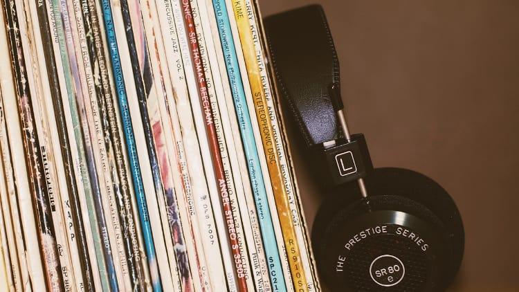musikindustrie spotify