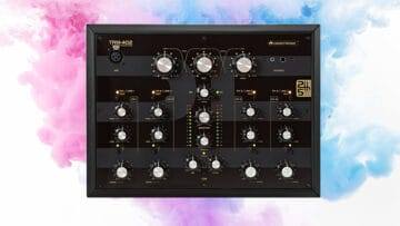 omnitronic trm-402 special edition