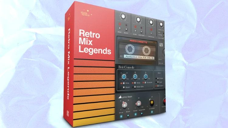 PreSonus Retro Mix Legends