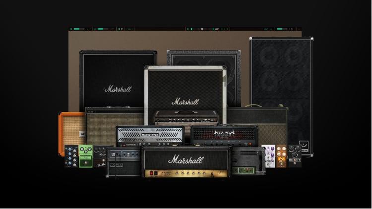 Softube Amp Room 01