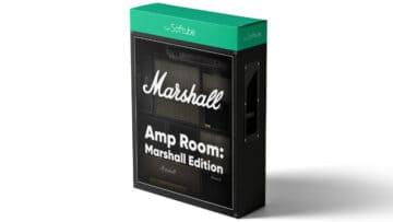 Softube Amp Room Marshall Edition