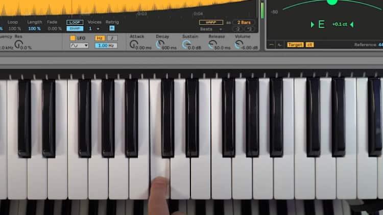 Stimmgerät 808 Beat