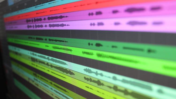 Audioformate Überblick