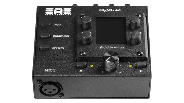 Elite Acoustics Engineering GigMix 4-1