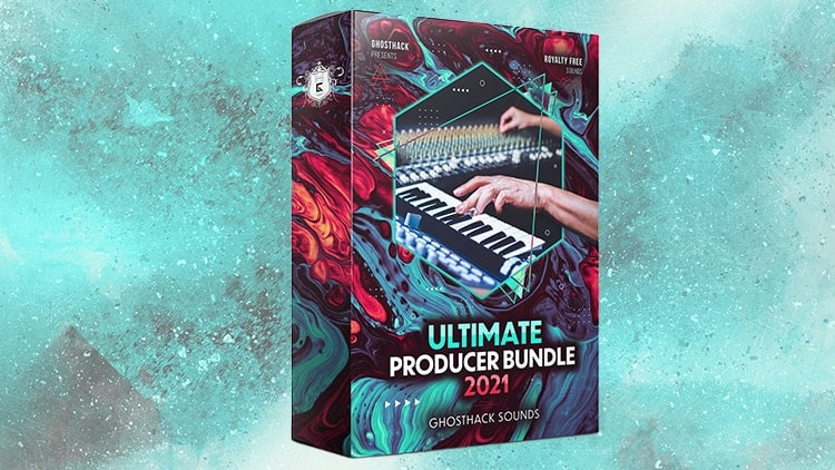 Ghosthack Ultimate Producer Bundle 2021 - 808 Producing