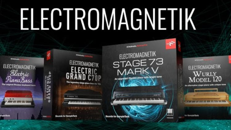 IK Multimedia Elektromagnetik